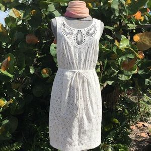 🌸Plenty by Tracy Reese NWT eyelet dr